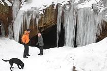 Jeskyně Salka u obce Pasečnice