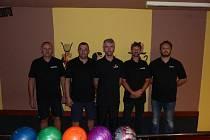 Boulaři ve svém posledním utkání základní části Kdyňské bowlingové ligy prohráli s Kdyniem o 178 kuželek, skončili v tabulce čtvrtí a ve čtvrtfinále play-off je čeká pátý tým No/Hair.