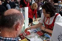Domažlice se prezentovaly na veletrhu cestování, volného času v Mnichově.