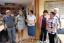S.Doubek, K. Angelovová-Beňušíková, M.Minaříková, V.Kuželková, A.Léblová a M. Janutková.