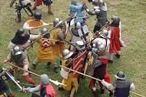 Bitva z doby husitské na Sv. Anně u Horšovského Týna.