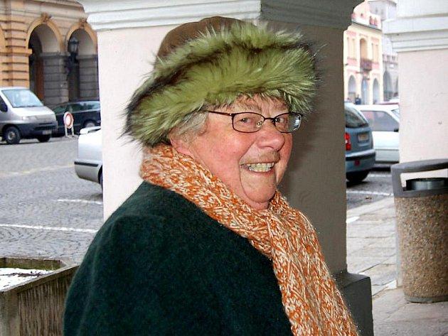 Marie Senohrábková.