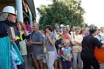 Z oslav 630. výročí obce Štichov.