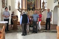Setkání německých rodáků z Maxova. Foto: V. Bernard