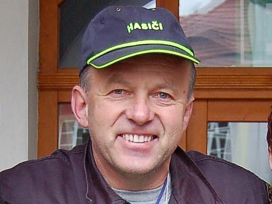Petr Ouřada.