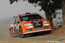Šlehofer na Rallye Příbram