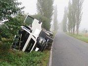 Nehoda u Chotiměře.