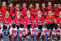 Společný snímek AHC Devils.