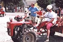 Stačí vyslovit  závody Terra Cup a každý si hned vybaví obec Radonice, kde se pravidelně konají.