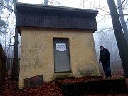 Vstup zakázán - Deníku povolen: Vodárna pro vojenskou věž na Čerchově