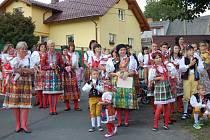 Oslava 100. výročí SDH a sraz rodáků v Nevolicích.