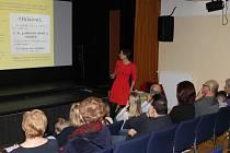 Přednáška o historii pošty v Domažlicích