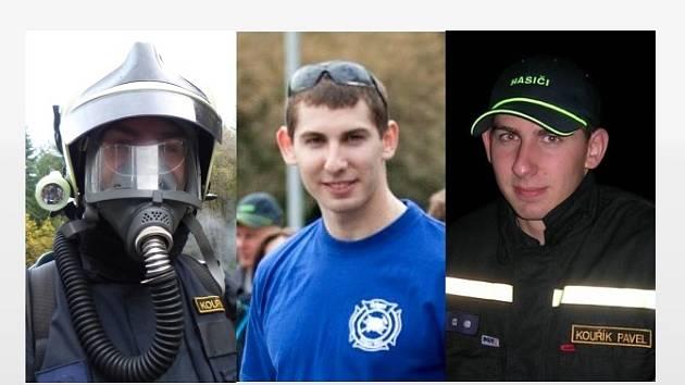 Pavel Kouřík třikrát jinak.