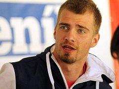 Fotbalista Jiří Hartl.