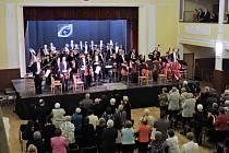 Ilustrační foto - Plzeňská filharmonie ve Kdyni.