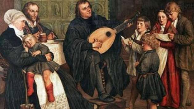 Evangelíci zvou na výstavu Reformace v českých zemích