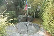 Všerubský památník.
