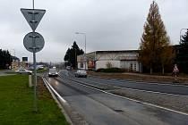 Z hraničního přechodu Folmava.