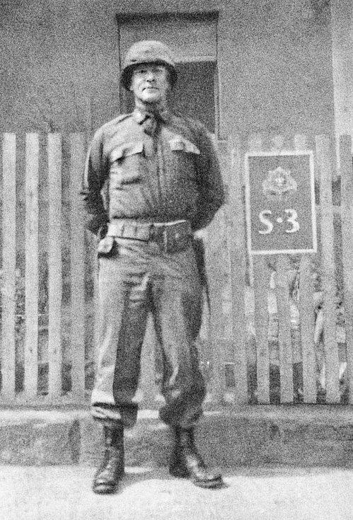 Plukovník 2. jezdecké skupiny Charles Hancock Reed. Foto: Paměť národa