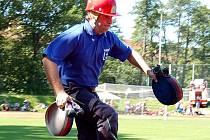 Na domažlické Střelnici se uskutečnila Okresní soutěž v požárním sportu.