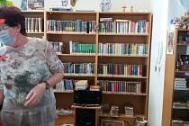 Městská knihovna ve Kdyni otevřela. Jak vypadá provoz v době korony.