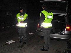 Ilustrační foto: Kontroly policie.