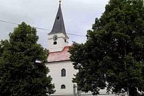 Mrákovský kostel.