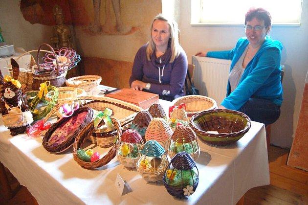 Velikonoční výstava v Puclicích.