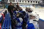 Hokejový zážitek pro minižáky klubu HC Domažlice.