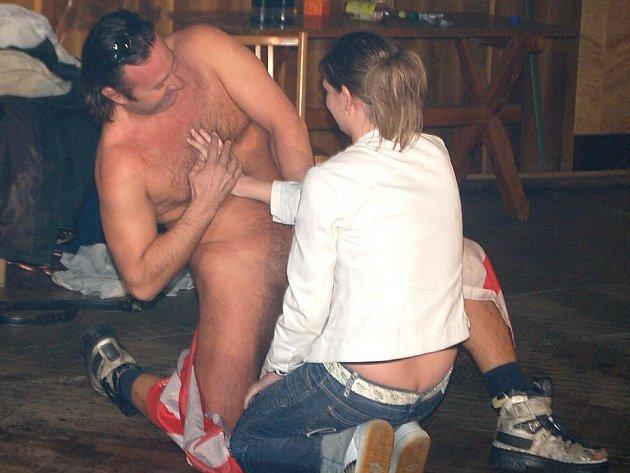 6.Erotický ples ve Kdyni.