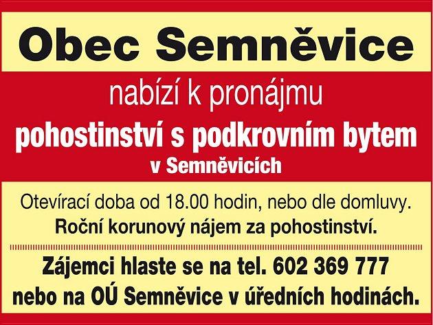 obec Semněvice