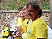 Devátý ročník Panevropského půlmaratonu s cílem v Poběžovicích.