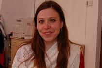 Jana Podskalská, vedoucí MKIS Poběžovice.