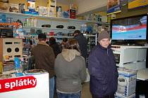Zákazníky zatím zdražení elektrospotřebičů nečeká