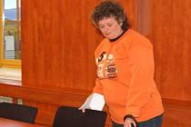 ZLATA TRYKAROVÁ je obžalovaná z usmrcení svého kamaráda, jehož měla vézt na motorce opilá, a havarovala.