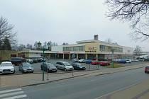 Obchodní dům Radbuza v Horšovském Týně.