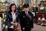 Zuzana Zezulková a Vítězslav Strouhal převzali ocenění.