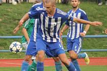 Fotbalista Marek Bauer.