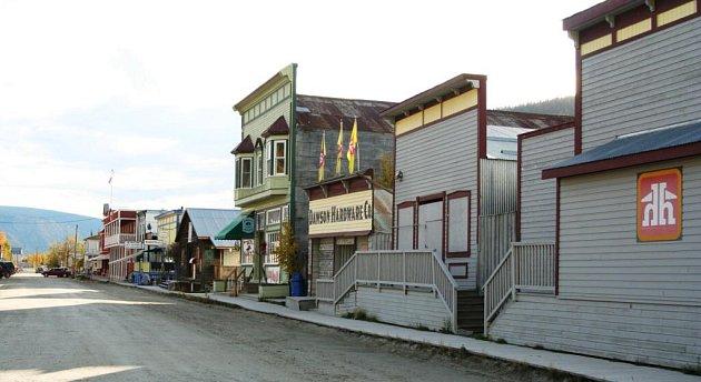 Aljaška a Yukon na fotografiích Josefa Steinbacha.