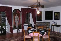 Mitsuko velký salon na zámku v Horšovském Týně.