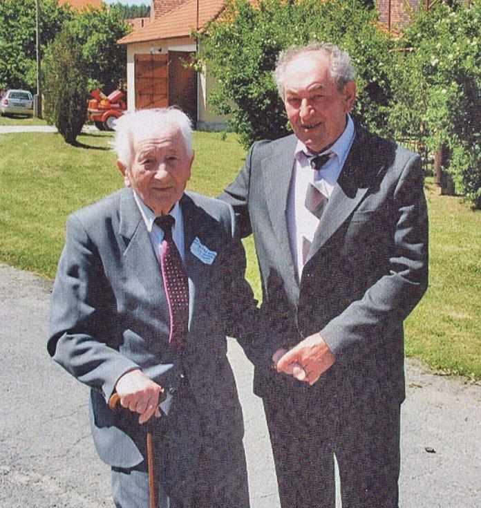Václav Sladký a  Václav Vondrovic  stáli u zrodu prvních třech setkání.