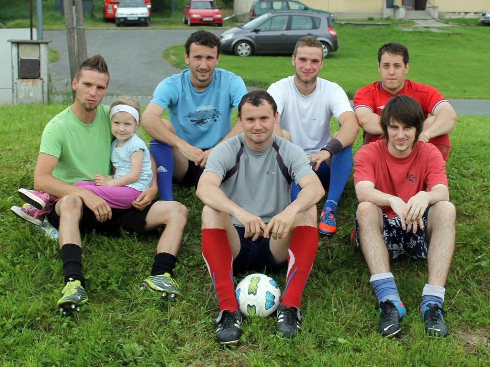 Pouťový turnaj v malé kopané v Mnichově vyhrál tým Horšovského Týna.