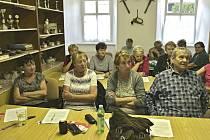 Loučimští senioři zahájili šestý ročník VU3V.
