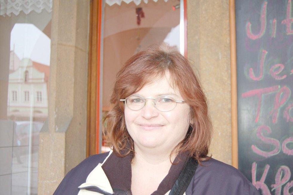 Radka Kameníková.