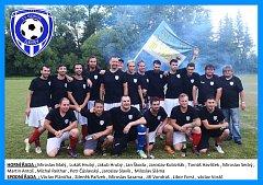 Fotbalisté Sokola Srby - vítězové III. třídy 2016/17.