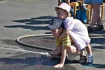 Dětský den v PoběžovicíchFoto: Vojtěch Kotlan