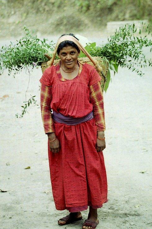 Nepálská venkovanka