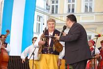 Chodské slavnosti omezí provoz v centru Domažlic.