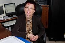 Marie Buršíková, vedoucí Správního odboru MěÚ Domažlice.