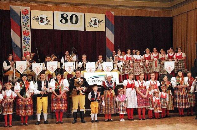 Chodové obohatí program 82. pošumavského věnečku, který  se uskuteční 10. února v pražském Národním domě. V současné době jsou  přípravné práce na tuto akci v plném proudu.